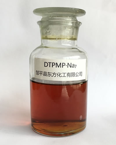 Hepta sodium salt of Diethylene Triamine Penta (Methylene Phosphonic Acid)